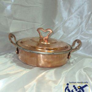 ماهیتابه درب دار اصفهان